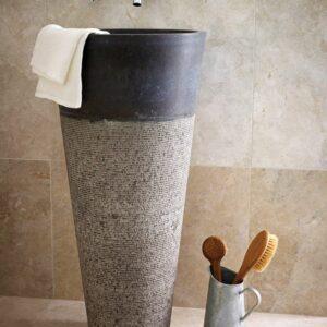 Kamenné umyvadlo