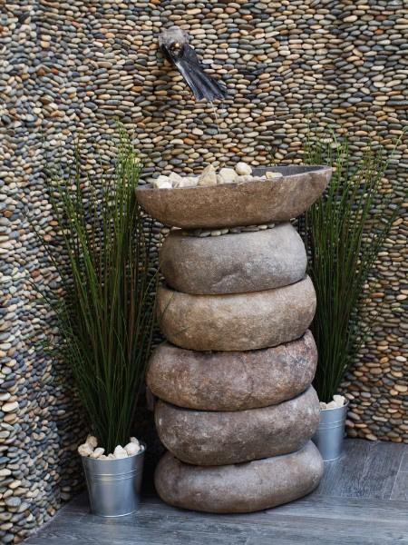 Kamenné umyvadlo přírodní kámen