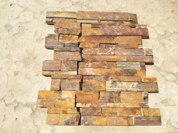Kamenný obklad břidlice
